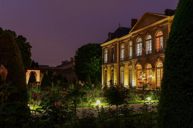 Soirée Love au Musée Rodin