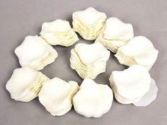 Pétales de couleur blanche - AMAZON