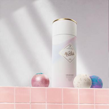 Myjoliecandle - Boules de bain