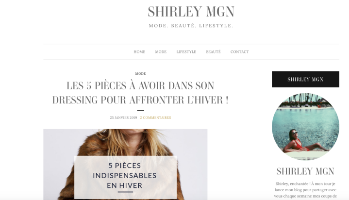 shirley mgn le blog