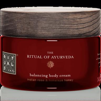 Crème pour le corps - Collection Ayurveda