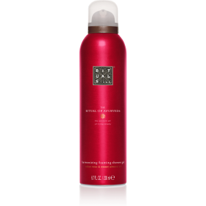 Gel douche moussant - Marque RITUALS - Collection Ayurveda