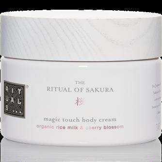 Crème pour le corps - Collection Sakura