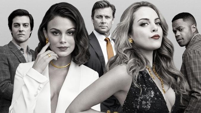 Dynastie - série Netflix