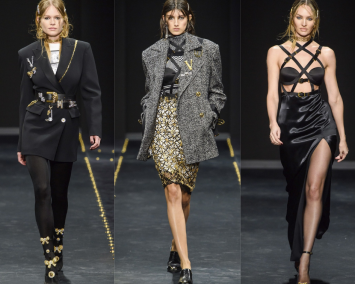 MILAN FASHION WEEK - VERSACE