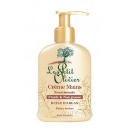 Crème pour les mains Le petit olivier à l'huile d'argan