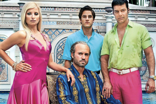 the assassination of gianni versace - série Netflix