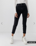 asos jean noir