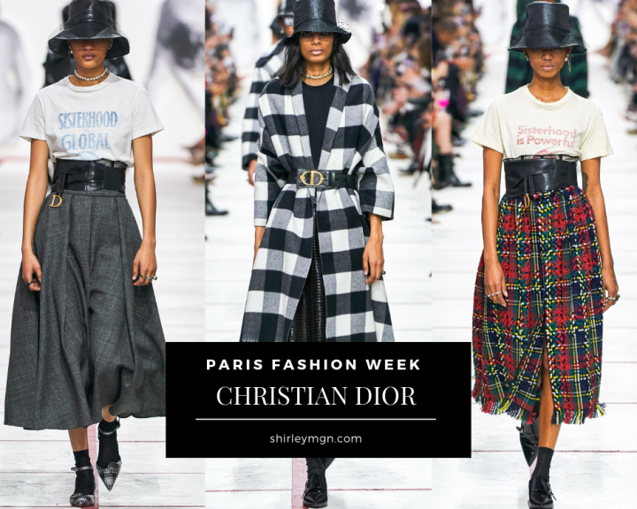 CHRISTIAN DIOR - PARIS FASHION WEEK