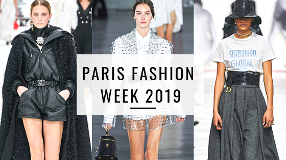 PARIS FASHION WEEK 2019