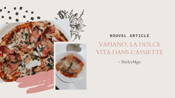 Vapiano, la dolce vita dans l'assiette !